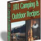 101 Camping & Outdoor Recipes