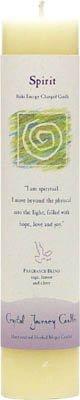 Spirit Herbal Pillar Candle - Metaphysical