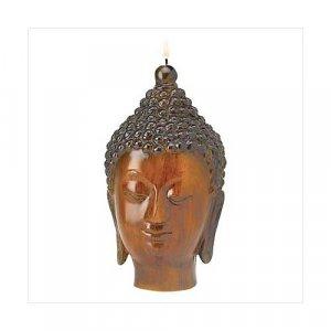 Serene Buddha Candle - metaphysical