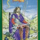 Arthurian Tarot by Mathews/ Mathews - tarot divination deck