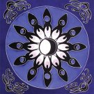 Blue Moon Goddess Wall Hanging - metaphysical