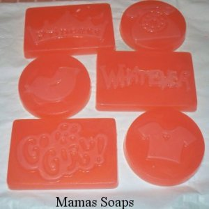Cute Girls Soap Set