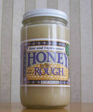 Raw Honey in the Rough