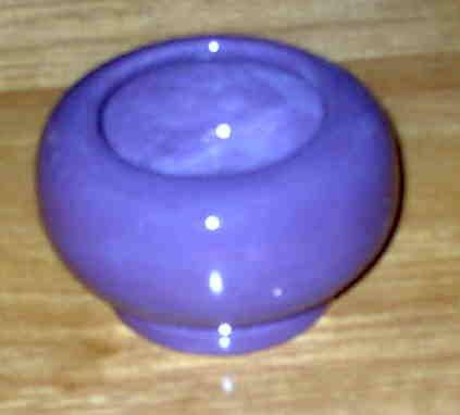 Mini Pottery Smudge Pot