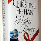Christine Feehan Holiday Treasury Paranormal Romance Anthology Hardcover