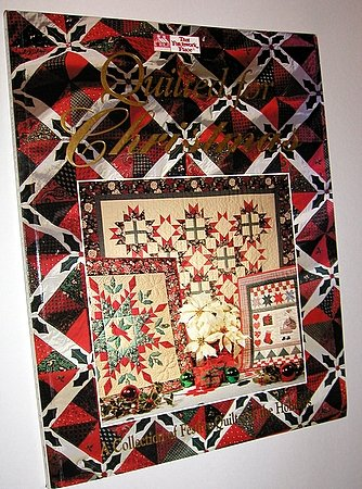 Quilted for Christmas Festive Quilts for the Holidays Quilting Pattern Book