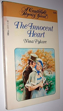 Candlelight Regency Romance #645 The Innocent Heart Nina Pykare