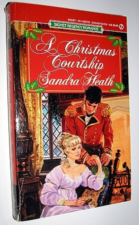 Regency Romance A Christmas Courtship Sandra Heath