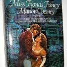 Marion Chesney Miss Fiona's Fancy Regency Romance