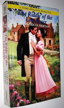Patricia Veryan The Riddle of the Lost Lover Regency Romance