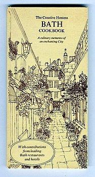 Creative Hostess Bath England Cookbook British Recipes