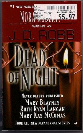Dead of Night JD Robb Mary Blayney Ruth Ryan Langan Mary McComas Paranormal Romance