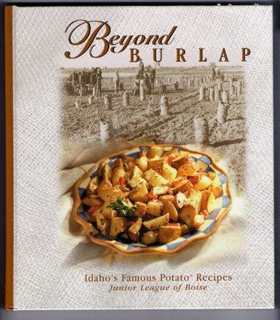 Beyond Burlap Potato Recipes Cookbook Junior League Boise Idaho