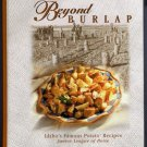 Beyond Burlap Potato Recipes Cookbook Junior League Boise Idaho