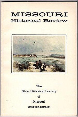 Missouri Historical Review Jan 1987 Harry Truman Cheltenham Benjamin Franklin Cheatham