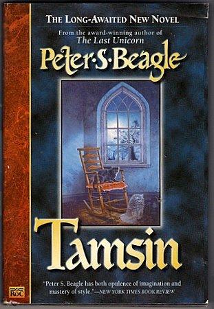 Tamsin Peter S. Beagle Fantasy Hardcover Book