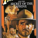 Indiana Jones and the Secret of the Sphinx Book Max McCoy PB