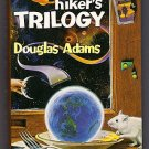 Douglas Adams The Hitchhiker's Trilogy SFBC Omnibus Complete Hitchhiker's Guide to the Galaxy Series