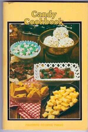1966 Candy Cookbook Favorite Recipes Press Over 300 Recipes Fudge Pralines Taffy Brittles