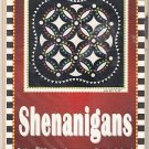 Shenanigans FUSIQUE Quilt Technique Quilted Wall Hanging Fused Reverse Applique