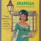 Arabella Georgette Heyer Regency Romance Book Ace Star Paperback