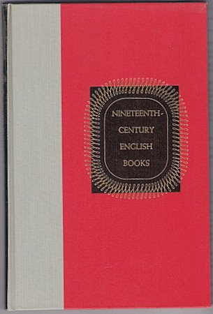 Nineteenth Century English Books Some Problems in Bibliography Ray Weber Carter
