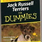 Jack Russell Terriers for Dummies Reference Guide Deborah Britt-Hay Softcover