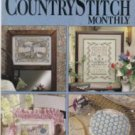 The Cross Stitch Monthly March 1989 Carousel Goat  - Grace and Peace Sampler
