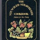 The Stenciled Strawberry Cookbook Junior League of Albany NY Patterns for Fine Dining
