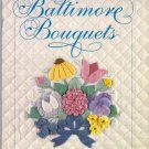 Baltimore Bouquets Mimi Dietrich Applique Quilting Quilt Pattern Book