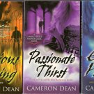 Complete Candace Steele Vampire Killer PB Trilogy Passionate Thirst Luscious Craving Eternal Hunger