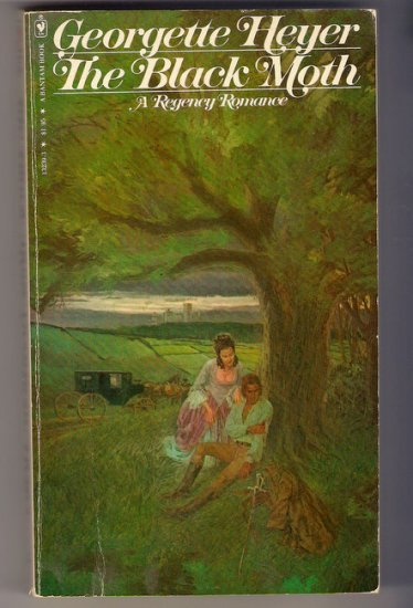 The Black Moth Georgette Heyer FOR DAVA ONLY