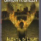 Agents of Light and Darkness PB Simon R Green Nightside Urban Fantasy Noir