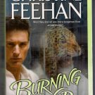 Burning Wild Christine Feehan Shapeshifter Paranormal Romance PB