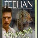 Burning Wild Christine Feehan Shapeshifter Paranormal Romance PB