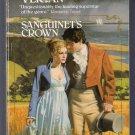Sanguinet's Crown Patricia Veryan Regency Romance PB