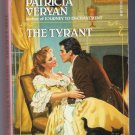 The Tyrant Patricia Veryan Georgian Romance PB