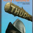 Thud! Terry Pratchett BCE Discworld Hardcover Commander Sam Vimes