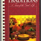 Traditions A Taste of the Good Life Cookbook Junior League of Little Rock Arkansas
