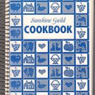 Kalkaska Michigan Cookbook Sunshine Guild Church of Christ