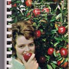Apple Recipes 1966 Nova Scotia Canada Annapolis Valley Cookbook Ripe and Ready Joan Balcom Softcover