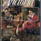Victoria Magazine October 1990 Toile Tending a Cottage Bookplates Heritage Orchard