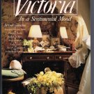 Victoria Magazine February 1990 Art of Chocolate Fragrant Baths Romantic Rooms Ribbons Roses