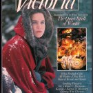Victoria Magazine January 1993 Wickwood Country Inn Winter at Sagamore Victorian Book Clubs