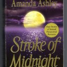 Stroke of Midnight Paranormal Romance Anthology PB Sherrilyn Kenyon LA Banks