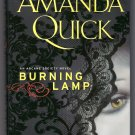 Burning Lamp Amanda Quick Dreamlight Trilogy Arcane Society Book 8 HC