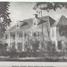 Plantation Parade Louisiana History Harnett T. Kane Belle Grove Oak Alley Hermitage Melrose
