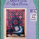 Osage County Quilt Factory Kansas Quilting Virginia Robertson That Patchwork Place Quilt Shop Series