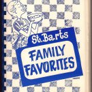 1973 St Barts Family Favorites Church Cookbook St Bartholomew's Catholic Church Miramar Florida