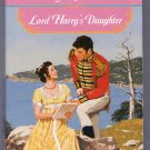 Lord Harry's Daughter Evelyn Richardson Signet Regency Romance PB
